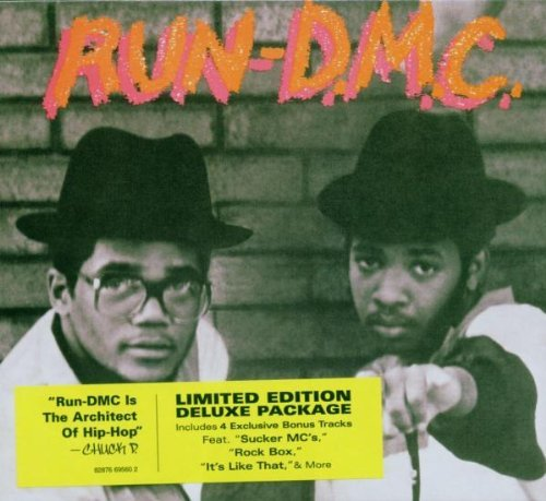 Run Dmc Run Dmc Remastered Incl. Bonus Tracks