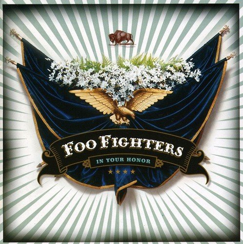 Foo Fighters In Your Honor Import Eu 2 CD