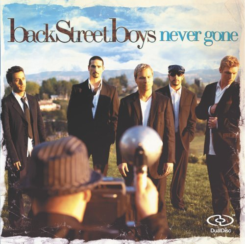 Backstreet Boys Never Gone Dualdisc
