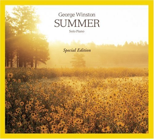George Winston Summer Special Edition Enhanced CD Incl. Bonus Track