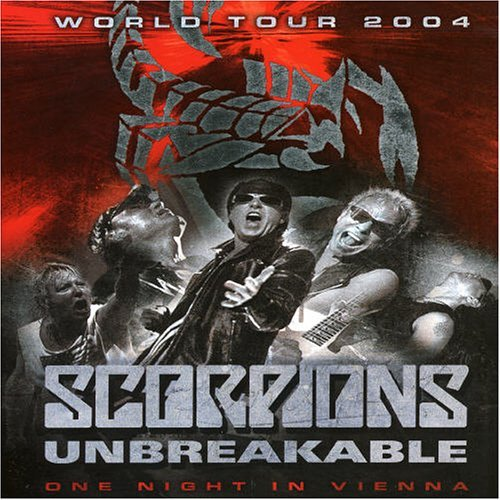Scorpions Unbreakable World Tour 2004 On Import Arg Ntsc (0)
