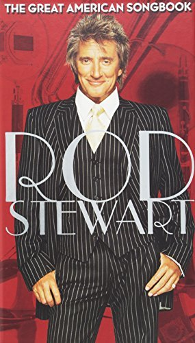 Rod Stewart Great American Songbooks Colle Lmtd Ed. 4 CD Incl. Bonus DVD