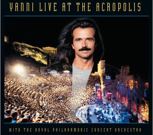 Yanni Live At The Acropolis Digiapk 2 DVD