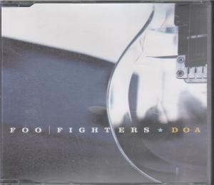 Foo Fighters Doa Import Gbr