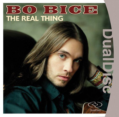 Bice Bo Real Thing Dualdisc