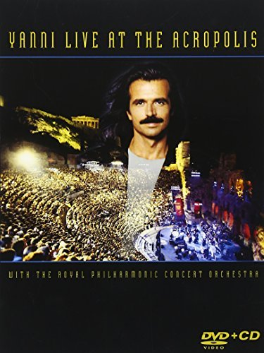 Yanni Live At The Acropolis Amaray Live At The Acropolis