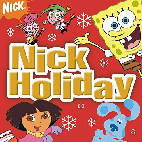 Nick Holiday Nick Holiday Rugrats Blue's Room Lazytown