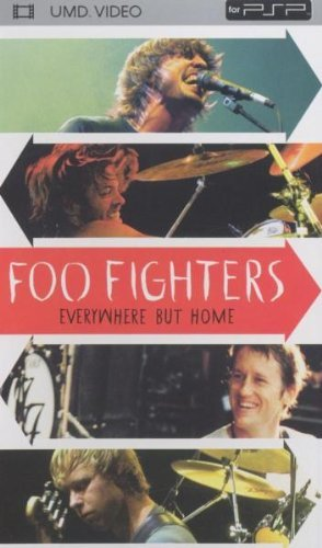 Foo Fighters Everywhere But Home Clr Umd Everywhere But Home