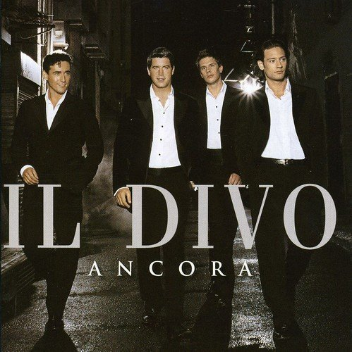 Il Divo Ancora Import Gbr Enhanced CD