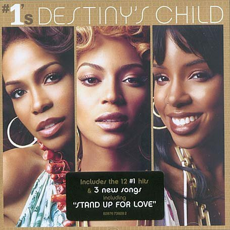 Destiny's Child #1s Import Eu