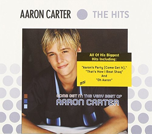 Aaron Carter Come Get It Very Best Of Aaro