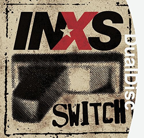 Inxs Switch Dualdisc