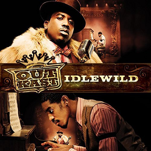 Outkast Idlewild Explicit Version 2 Lp Set