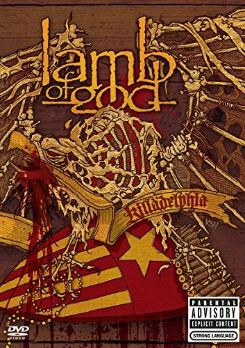 Lamb Of God Killadelphia Explicit Version Amaray Incl. CD