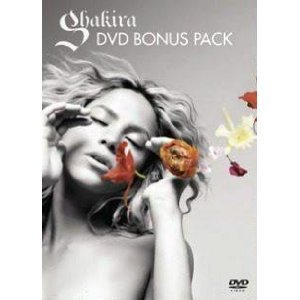 Shakira Oral Fixation Vol. 2 DVD Bonus Pack