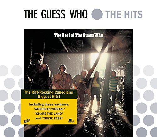 Guess Who Best Of The Guess Who Remastered Incl. Bonus Tracks