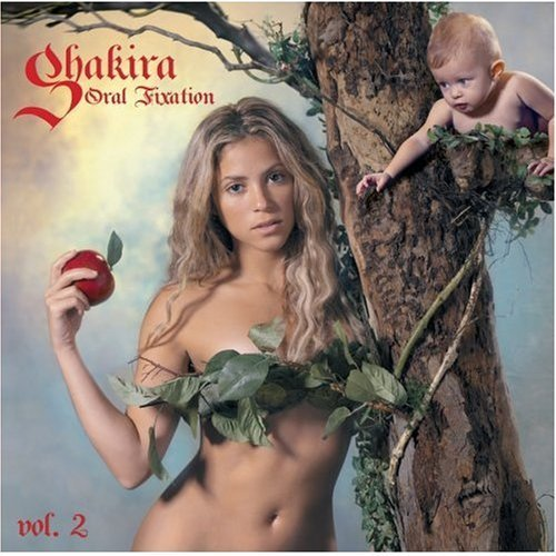Shakira Oral Fixation Vol. 2 (w Bonus Cd)