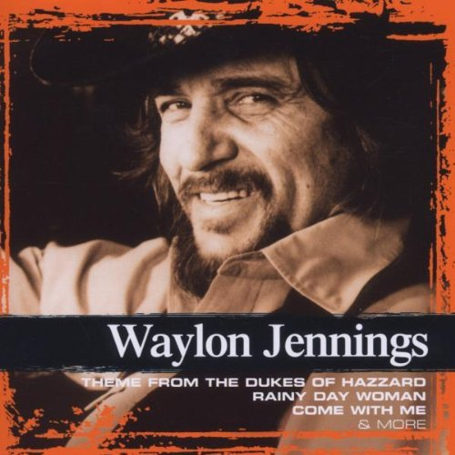 Waylon Jennings Collections Import Gbr