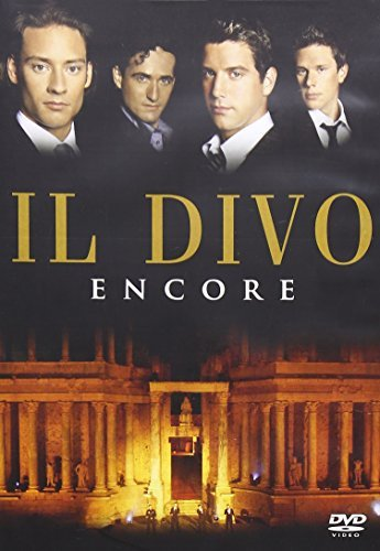 Il Divo Encore Import Eu