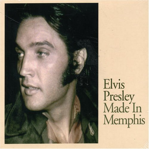 Elvis Presley Made In Memphis Import Gbr
