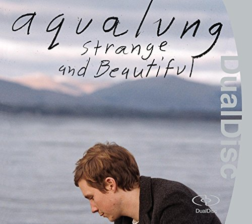 Aqualung Strange & Beautiful Dualdisc