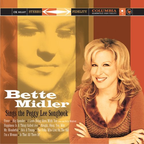 Midler Bette Sings The Peggy Lee Song Book Remastered