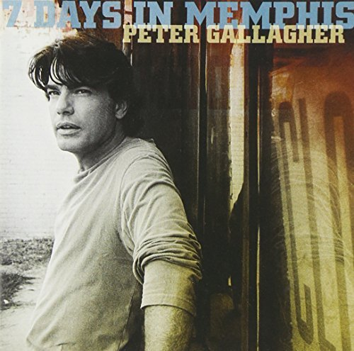 Peter Gallagher 7 Days In Memphis This Item Is Made On Demand Could Take 2 3 Weeks For Delivery