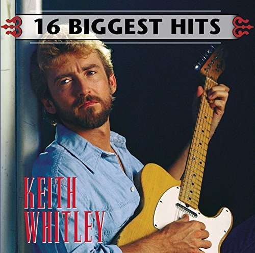 Keith Whitley 16 Biggest Hits