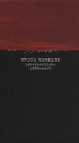Bruce Hornsby Intersections 1985 2005 4 CD Set Incl. DVD