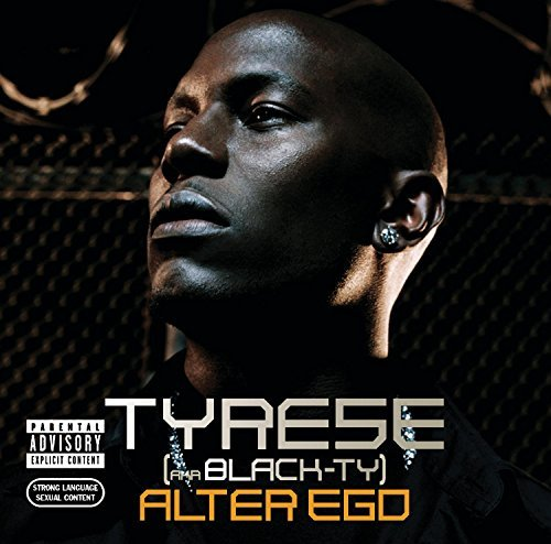 Tyrese Alter Ego Explicit Version 2 CD Set
