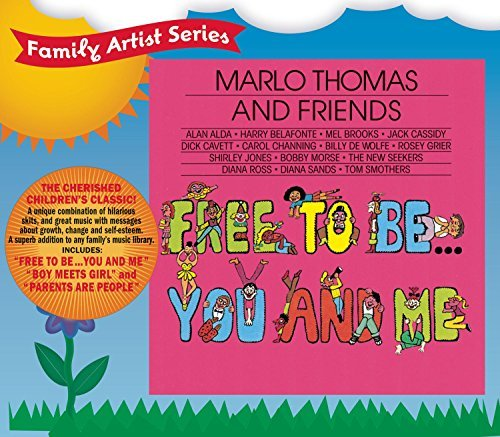 Marlo & Friends Thomas Free To Be..You & Me