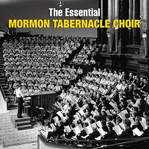 Mormon Tabernacle Choir Essential Mormon Tabernacle Ch 2 CD Set