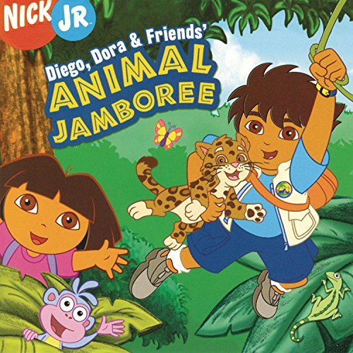 Diego Dora & Friends' Animal J Diego Dora & Friends' Animal J