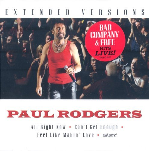 Paul Rodgers Extended Versions
