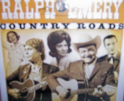 Tex Ritter Ralph Emery Presents Country Roads Gentle On My Mi
