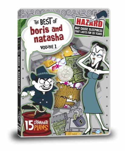 Boris & Natasha Volume 1 Best Of Boris & Natasha DVD Nr