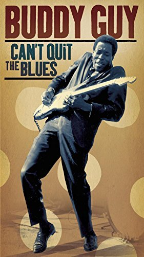 Buddy Guy Can't Quit The Blues 3 CD Incl. DVD