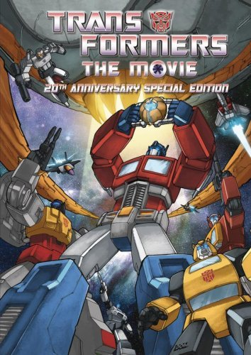 Transformers The Movie Transformers The Movie Clr 25th Anniv Ed. Nr 2 DVD
