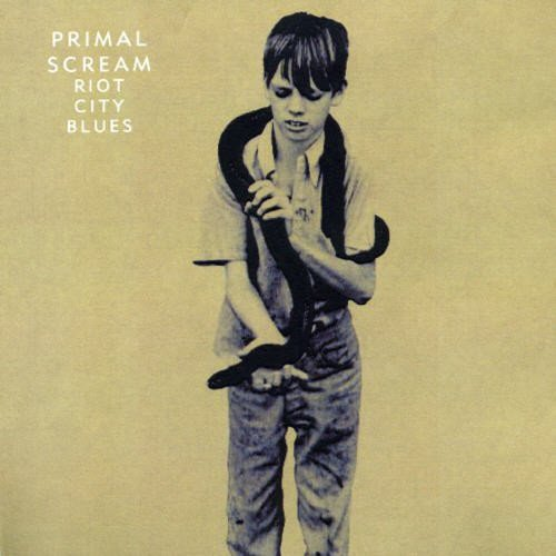 Primal Scream Riot City Blues Import Gbr