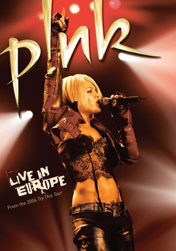 Pink Live In Europe Clean Version Live In Europe