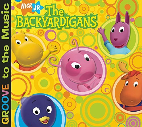 Backyardigans Groove To The Music