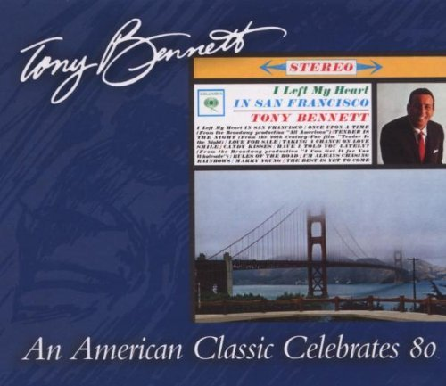Tony Bennett I Left My Heart In San Francis Expanded Ed.