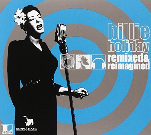 Billie Holiday Remixed & Reimagined Digipak