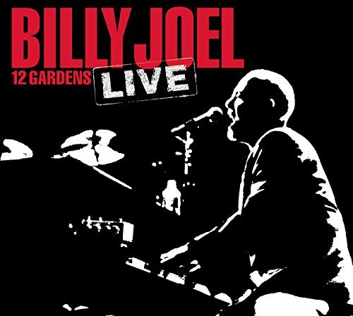 Billy Joel 12 Garden Nights (live Album) 2 CD Set