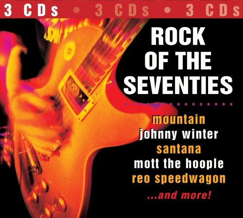 Rock In The Seventies Rock In The Seventies 3 CD