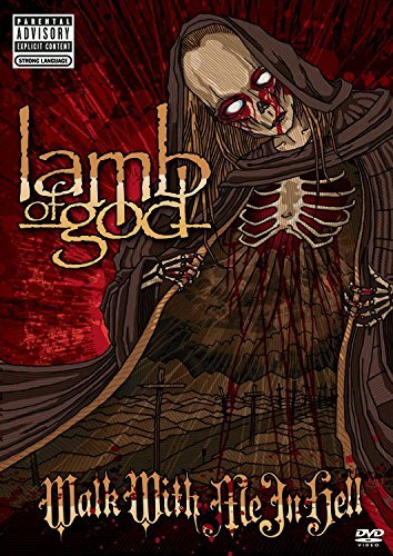 Lamb Of God Walk With Me In Hell Explicit Version 2 DVD