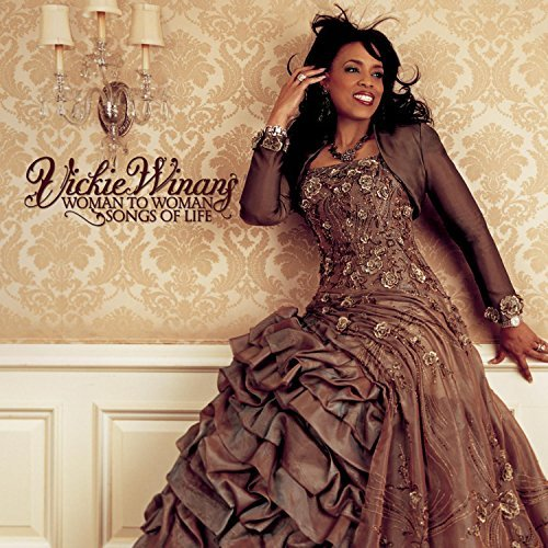 Vickie Winans Woman To Woman Songs Of Life 2 CD Set