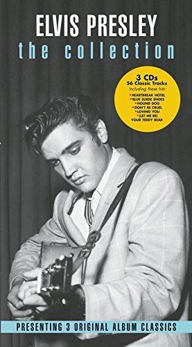 Elvis Presley Elvis The Collection Long Box Version 3 CD