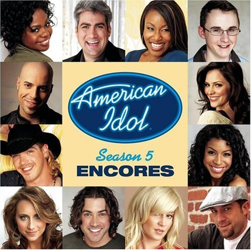 American Idol Season 5 Encores Mcghee Covington Young Pickler