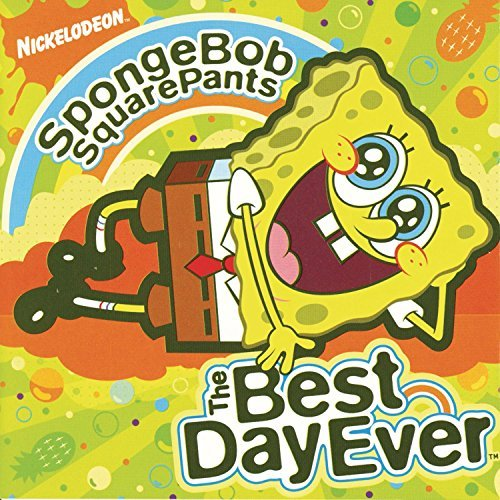 Spongebob Squarepants Best Day Ever Enhanced CD
